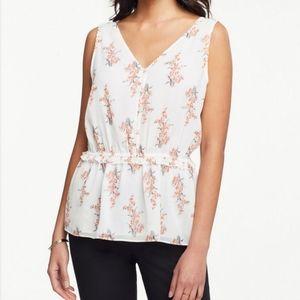 Ann Taylor Factory sleeveless top
